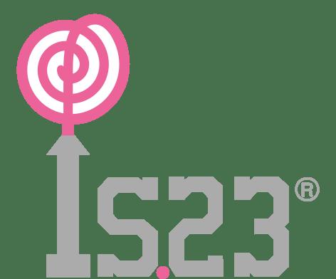 Logotipo IS23 - IS23 Tienda Online Ciclismo para Mujer