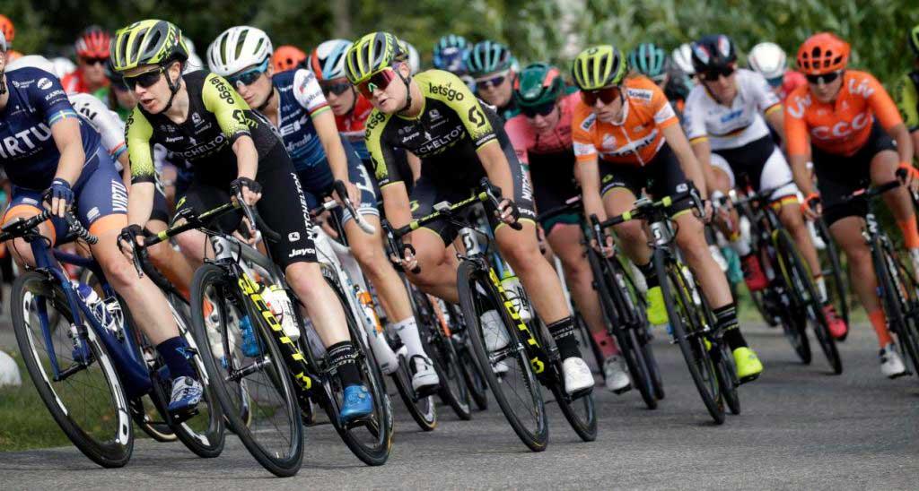 Mujeres Ciclistas - IS23 Tienda Online Ciclismo para Mujer