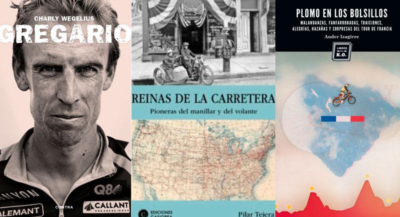 regalos para ciclistas is23 libros de ciclismo