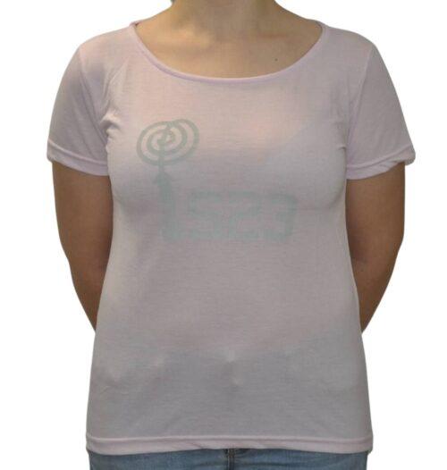 Camiseta Gildan Rosa